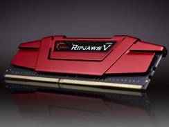 G.Skill Ripjaws V Red DDR4 2133 PC4-17000, análisis de esta memoria RAM.