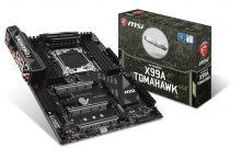 MSI X99A Tomahawk: placa base donde el rendimiento y las últimas tecnologías se dan la mano.