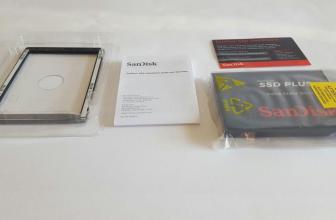 SanDisk SSD Plus 240 GiB: pasa por nuestra central de análisis.