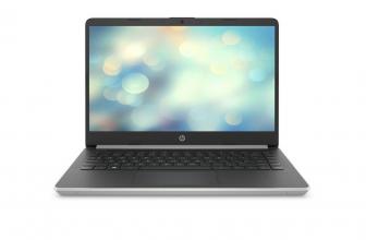 HP 14S-DQ1009NS, un portátil HD con Intel Core de 10ª generación