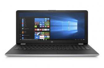 HP 15-BS043NS, un portátil muy fiable