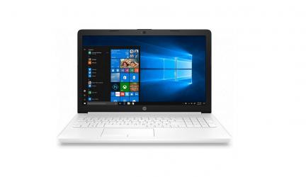 HP 15-DA0163NS, una notebook blanca para llevar a cualquier parte
