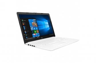 HP 15-DA0177NS, te hablamos de este portátil con bonito diseño blanco