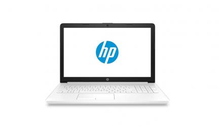 HP 15-DA0230NS, ordenador portátil blanco pensado para el día a día