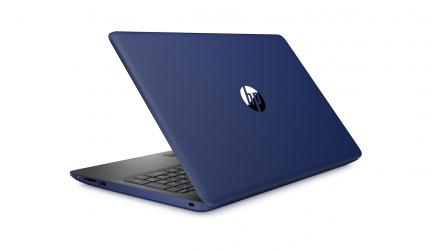 HP 15-db0091ns, bonito ordenador portátil diseñado en azul