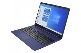 HP 15S-EQ0003NS, un portátil de oficina delgado y ligero