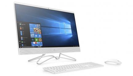 HP 24-f0078ns, un potente y bonito ordenador All-in-One para la familia