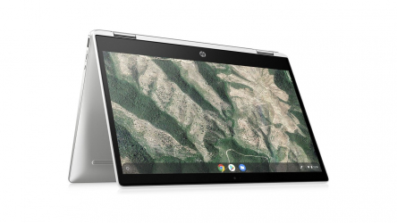 HP Chromebook x360 14b-ca0000ns, un económico convertible
