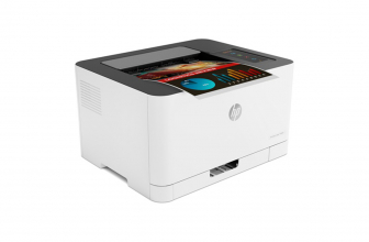 HP Color Laser 150nw, impresora compacta multifunción e inalámbrica