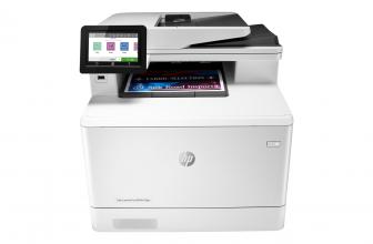 HP Color LaserJet Pro M479FDW, multifunción de carácter profesional