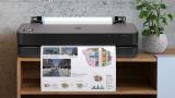 HP DesignJet T230, Un plotter muy compacto y eficiente