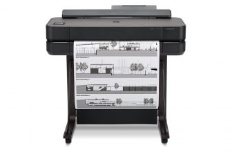HP DesignJet T650, plotter a color de 24″ para pymes