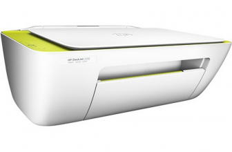 HP DeskJet 2132, una impresora multifunción bonita y barata