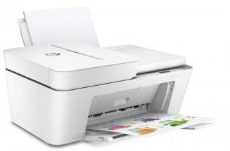 HP DeskJet Plus 4120, impresora 4 en 1 ideal para tareas domésticas