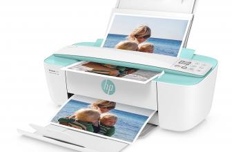 HP Deskjet 3730, la impresora multifunción más pequeña del mundo