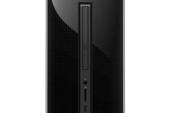 HP Desktop 460-P007NS, desarrollado para durar
