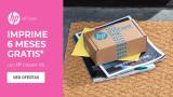 Consigue ahorrar en tinta o toner con HP Instant Ink.