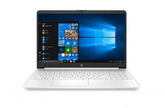 HP Laptop 15s-fq1081ns, un portátil que puedes llevar a cualquier lado