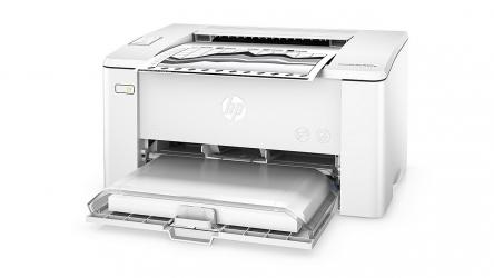 HP LaserJet Pro M102w, una de las impresoras láser más económica