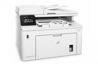 HP LaserJet Pro M227fdw, detalles de una completa impresora 4 en 1