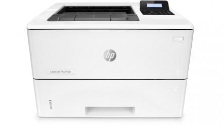 HP LaserJet Pro M501dn, una impresora para equipos de trabajo