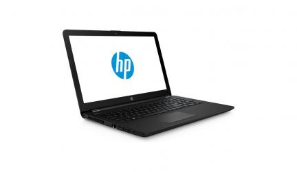 HP Notebook 15-BS199NS, un moderno portátil de color negro