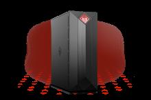 HP OMEN 875-0006NS y 875-0005NS, dos PCs para jugar a ganar