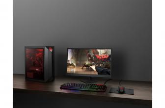 HP OMEN 875-0068NS, PC gaming potente y fácil de actualizar