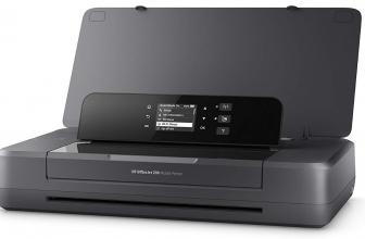 HP OfficeJet 200, pequeña impresora para trabajar desde cualquier lugar
