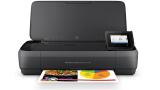 HP OfficeJet 250, una impresora portátil con batería integrada