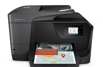 HP OfficeJet Pro 8715, una impresora multifunción con fax