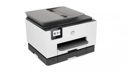 HP OfficeJet Pro 9025, una impresora multifunción que ahorra tiempo