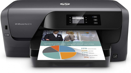 HP Officejet Pro 8210, impresora compacta para oficina