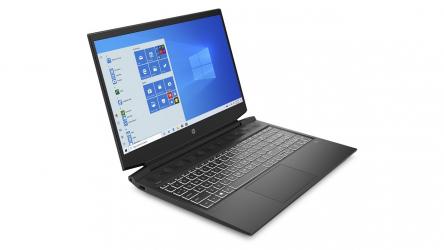 HP Pavilion 16-a0001ns, un portátil que sirve mucho más que para jugar