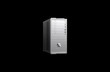 HP Pavilion 590-P0008NS, una minitorre con procesador AMD