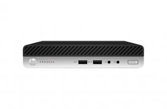 HP ProDesk 405 G4, algunas variantes de este sobremesa empresarial