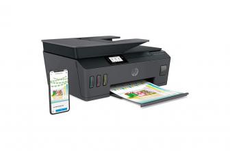 HP Smart Tank Plus 655, ahorra con esta impresión de inyección de tinta