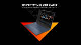 HP Victus 16-e0019ns, jugar en un portátil de menos de 800 euros