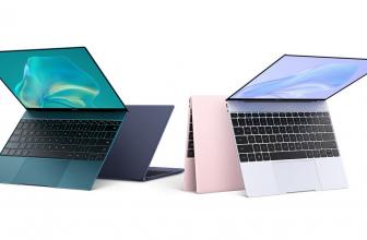Huawei MateBook X 2020, ligero, compacto y con 10ª Gen de Intel