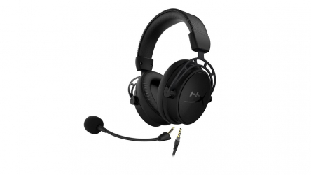 Cloud Alpha S Blackout, nuevo acabado del auricular gaming de HyperX