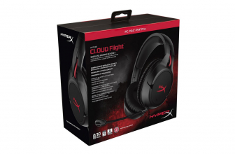 HyperX Cloud Flight S, auriculares inalámbricos cómodos para gamers