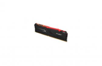 HyperX FURY DDR4 RGB, nuevas memorias de Kingston