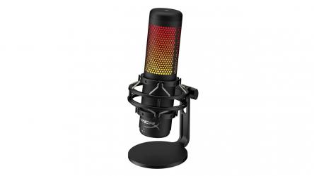 HyperX QuadCast S, micrófono gaming independiente ahora con RGB