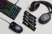 #CES2020: Nueva línea de dispositivos gaming HyperX de Kingston