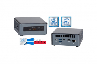 Intel NUC Islay Canyon, nuevos Mini PCs con gráficos AMD Radeon