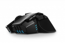 Presentado el ratón gaming Ironclaw RGB Wireless de Corsair