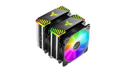 Jonsbo CR-2000, cooler para procesadores con iluminación RGB