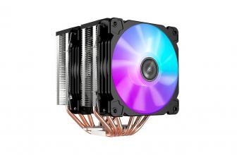 Jonsbo CR-2100, un disipador RGB de alto rendimiento para la CPU