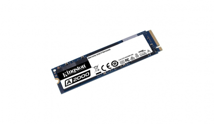 Kingston A2000, nuevos SSD NVMe a precio económico