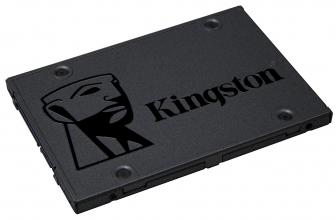Kingston A400, una unidad SSD rápida y barata